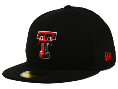 Texas Tech Red Raiders NCAA AC 59FIFTY Cap Hats
