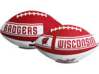 Wisconsin Badgers Jarden Sports Hail Mary Youth Football Gameday & Tailgate