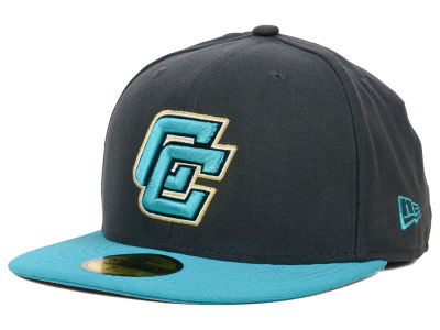 Coastal Carolina Chanticleers NCAA 2 Tone Graphite and Team Color 59FIFTY Cap Hats