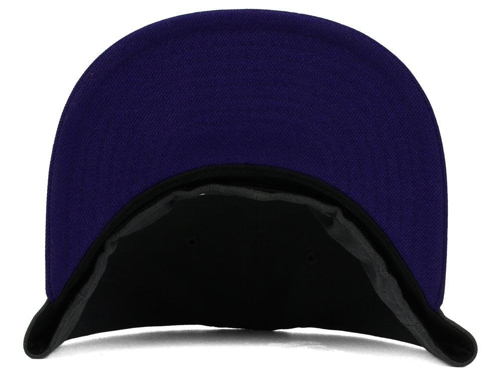 designer fashion fb672 e7d17 Kansas State Wildcats New Era NCAA 2 Tone Graphite and Team Color 59FIFTY  Cap hot sale.
