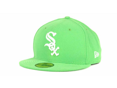 Chicago White Sox MLB C-Dub 59FIFTY Cap Hats