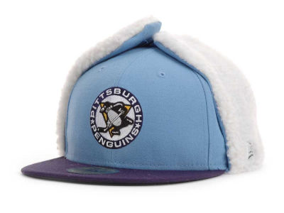 Pittsburgh Penguins NHL Dogear 59FIFTY Cap Hats