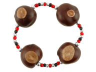 Small Bead Buckeye Bracelet Apparel & Accessories