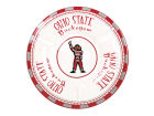 Ohio State Buckeyes Ceramic Chip & Dip BBQ & Grilling