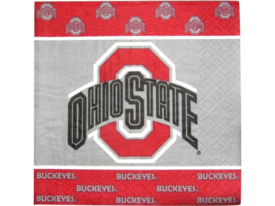NCAA Beverage Napkins