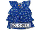 Kansas Jayhawks NCAA Natasha Toddler Dress Outfits