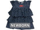 Ole Miss Rebels NCAA Natasha Newborn Dress Infant Apparel