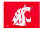 Washington State Cougars Rico Industries Car Flag Auto Accessories