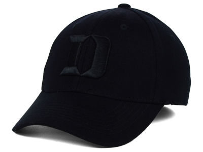 Duke Blue Devils Top Of The World Ncaa Black Tonal Pc Cap