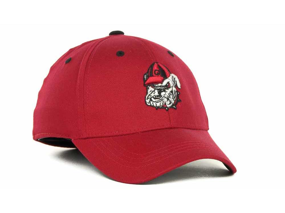 47f1c92517b Georgia Bulldogs Top of the World NCAA Kids Onefit Cap high-quality ...