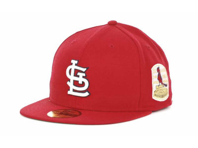 St. Louis Cardinals MLB Retro World Series Patch 59FIFTY Cap Hats