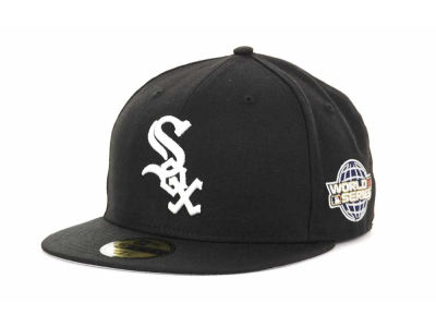 Chicago White Sox MLB Retro World Series Patch 59FIFTY Cap Hats
