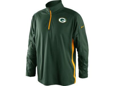 4bfa419ae Green Bay Packers Nike NFL CN Knit Coaches Jacket
