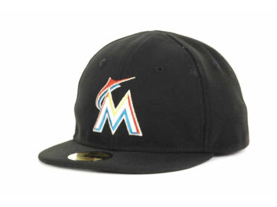 Miami Marlins MLB Authentic Collection 59FIFTY Cap Hats