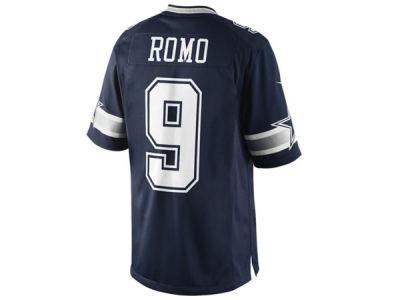 0935685b4 ... hot dallas cowboys tony romo nike nfl mens limited jersey lids a7abc  8b887 ...