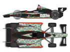 J.R. Hildebrand Greenlight Collectibles IndyCar 1:18 Diecast Toys & Games