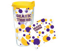 LSU Tigers Tervis 24oz. Polka Dot Tumbler With Lid BBQ & Grilling
