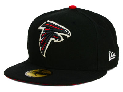 Atlanta Falcons NFL 2012 On Field 59FIFTY Cap Hats