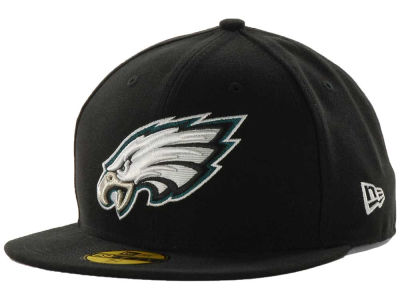 Philadelphia Eagles NFL 2012 On Field 59FIFTY Cap Hats