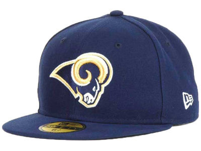 Los Angeles Rams NFL 2012 On Field 59FIFTY Cap Hats