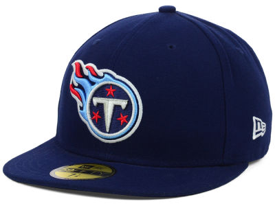 Tennessee Titans NFL 2012 On Field 59FIFTY Cap Hats