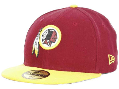Washington Redskins NFL 2012 On Field 59FIFTY Cap Hats