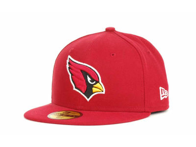 Arizona Cardinals NFL 2012 Kids On Field 59FIFTY Cap Hats