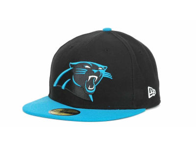 Carolina Panthers NFL 2012 Kids On Field 59FIFTY Cap Hats
