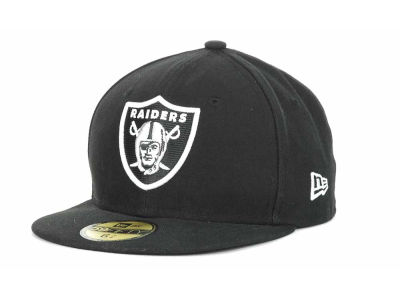 Oakland Raiders NFL 2012 Kids On Field 59FIFTY Cap Hats