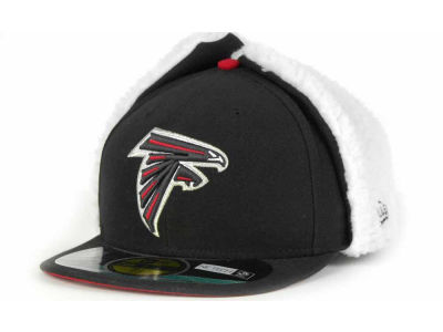 Atlanta Falcons NFL On Field Dog Ear 59FIFTY Cap Hats