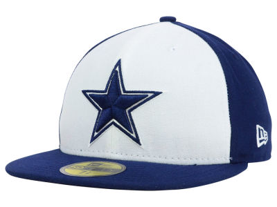 Dallas Cowboys NFL 2012 On Field 59FIFTY Cap Hats