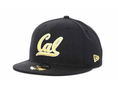 California Golden Bears NCAA AC Stock 59FIFTY Cap Hats