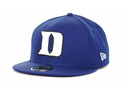 Duke Blue Devils NCAA AC Stock 59FIFTY Cap Hats