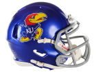 Kansas Jayhawks Riddell Speed Mini Helmet Collectibles