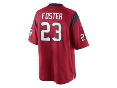 aff285cc9e8 Houston Texans Arian Foster Nike NFL Men's Limited Jersey | lids.com