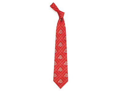 Eagles Wings Necktie Woven Poly 2