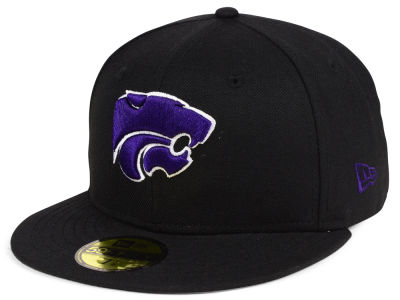 Kansas State Wildcats NCAA AC 59FIFTY Cap Hats