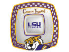 LSU Tigers Ceramic Chip & Dip BBQ & Grilling