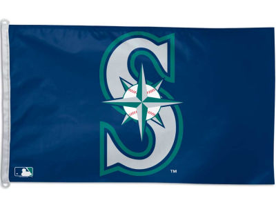 Seattle Mariners Wincraft 3x5ft Flag