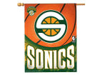 Seattle SuperSonics Wincraft 27X37 Vertical Flag Flags & Banners