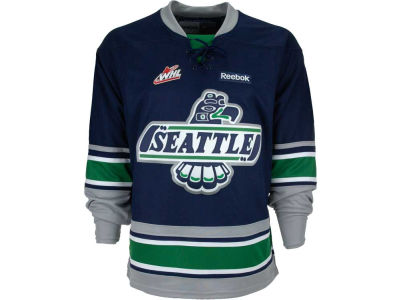Seattle Thunderbirds Reebok Nhl Men S Premier Jersey