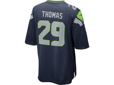 Seattle Seahawks Earl Thomas Nike NFL Youth Game Jersey