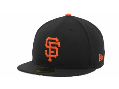 San Francisco Giants MLB Retro World Series Patch 59FIFTY Cap Hats