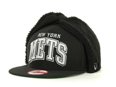 New York Mets MLB Dog Ear 9FIFTY Snapback Cap Hats