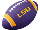 LSU Tigers Nike NCAA Mini Rubber Football Gameday & Tailgate