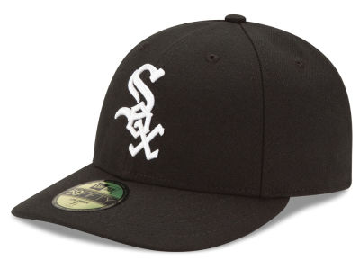 Chicago White Sox MLB Low Profile AC Performance 59FIFTY Cap Hats