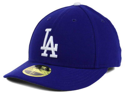 Los Angeles Dodgers MLB Low Profile AC Performance 59FIFTY Cap Hats