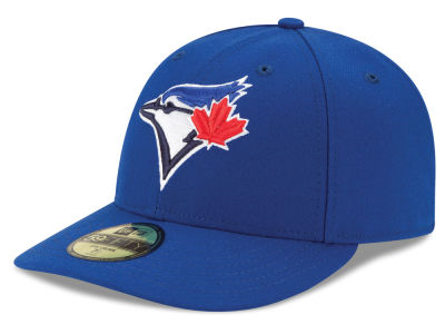 Toronto Blue Jays MLB Low Profile AC Performance 59FIFTY Cap Hats