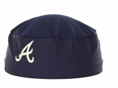 Atlanta Braves MLB AC Performance Skull Cap Hats