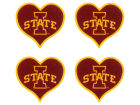 Iowa State Cyclones Waterless Game Face Tattoo Gameday & Tailgate